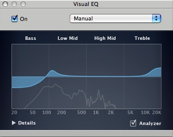 Visual EQ